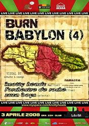 Burn Babylon IV