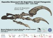 Dinozaurii din Argentina - uriasii Patagoniei