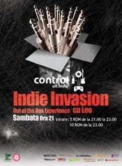 Indie Invasion by LEO @ Control