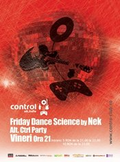 Friday Dance Science @ Control