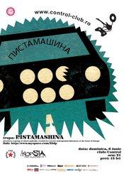 Pistamashina @ Control Club