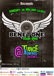 Concert cover band - BENETONE