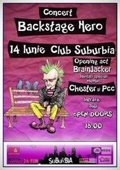 Backstage Hero @ Suburbia