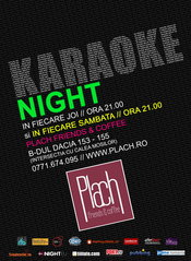 Karaoke Night @ Plach Friends & Coffee