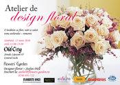 Atelier de design floral @ Old City