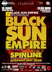 BLACK SUN EMPIRE la MIDI CLUB CLUJ-NAPOCA