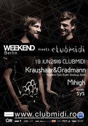 Club Midi meets Weekend Club Berlin