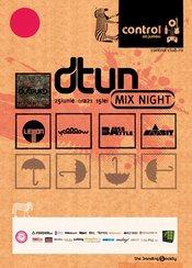 DUTEVINO Mix Night @ Control