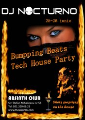 BUMPPING BEATS TECH HOUSE PARTY