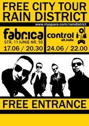 Rain District @ Control