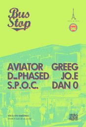 Bus Stop 9 iulie