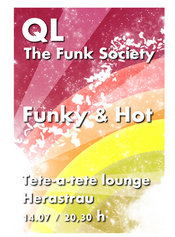 Concert Funky & Hot cu trupa The Funk Society