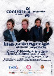 CRANBERRIES Official Pre-party @ Control