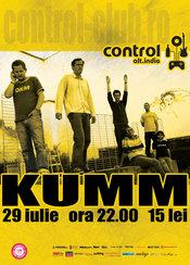 Concert KUMM in Control Club