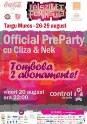 PENINSULA Official Pre-Party@ CONTROL