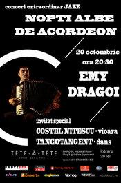 Concert extraordinar de jazz NOPTI ALBE DE ACORDEON