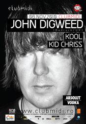 John Digweed / Kid Chriss & Kool
