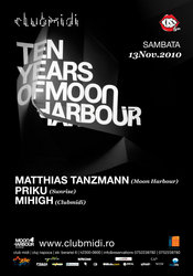 10 Years of Moon Harbour @ Club Midi