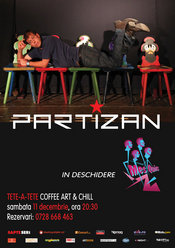 Concert PARTIZAN & MES QUINS