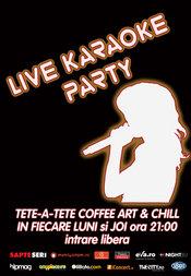 Live Karaoke Party - 2 decembrie
