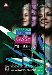 Cocoon Party: Cassy / Mihigh @ Club Midi
