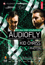 Audiofly & Kid Chriss @ Club Midi