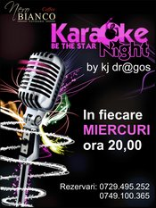 Karaoke Party @ Nero Bianco Coffee