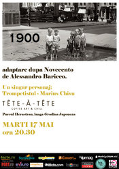 1900 @Tete-a-Tete Coffee, Art & Chill