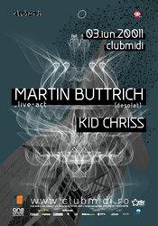 Martin Buttrich (live) @ Club Midi