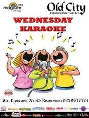 Wednesday Karaoke la Old City cu Laurentiu