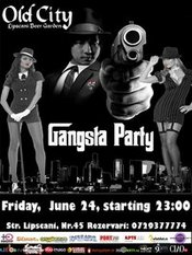 Gangsta Friday Party in Old City