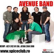Concert AVENUE BAND in Spice Club