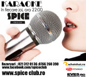 Party cu Karaoke @ Spice Club
