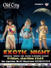Exotic Friday Party