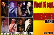 Concert UNDERCOVER Band in Spice Club