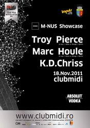 Troy Pierce / Marc Houle / KDChriss