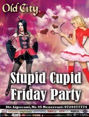 Stupid Cupid Friday Party