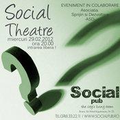Social Theatre la Social Pub