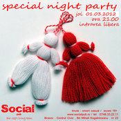 Special Night Party in Social Pub