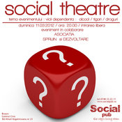 Social Theatre - Vicii - la Social Pub
