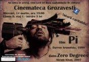 Seara caritabila la cinemateca Grozavesti