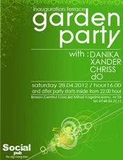 Garden Party @ Social Pub