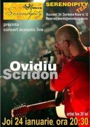 Portretul unui gand cu Ovidiu Scridon