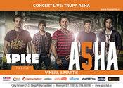 ASHA @Spice Club de 8 Martie
