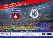 Vino sa vezi meciul Steaua – Chelsea in Spice!