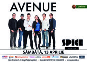 Concert AVENUE in Spice Club