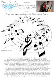 Concert de chitara & flaut