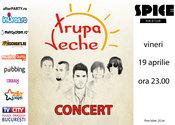 Concert LIVE Trupa Veche in Spice Club