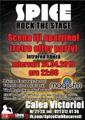 Rock The Stage - un party 100% LIVE