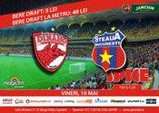 Vezi meciul Dinamo - Steaua în Spice!
